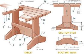 double adirondack chair plans. Picture Of Plans And Materials Double Adirondack Chair