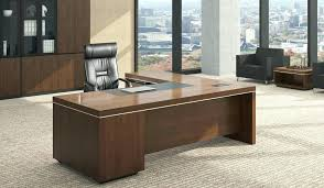 best office table design. Interesting Office Table Design Inspiration Of Best L Shaped In Luxurious Walnut Finish . Buy Furniture Tables G