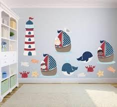 nautical theme kids wall decals kids