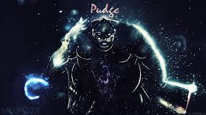 download pudge dota 2 art 3840x2400 resolution full hd wallpaper