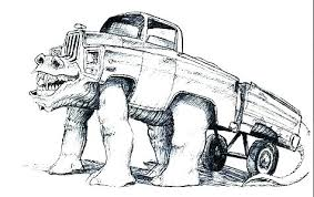 Grave Digger Monster Truck Coloring Pages Monster Jam Coloring Pages