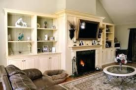 tv on fireplace mantel mantelmount mount