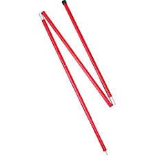 Msr Adjustable Pole 1 2m Red