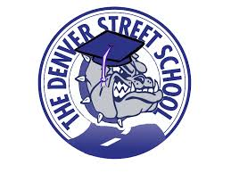Bulldog Logo Grad Cap | Denver Street School