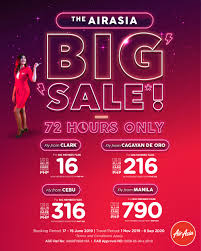 AirAsia's BIG SALE is here with 5 million promotional seats on sale —  airasia newsroom