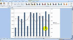 Add Right Axis To Excel Chart Excel Charts Secondary Axis How To Improve Your Chart
