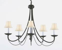 faux candle chandelier lighting fresh pillar candle chandelier round