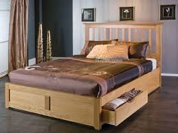 wooden king size bed. Wonderful Wooden Super Kingsize Oak Storage Bed Frame  Throughout Wooden King Size R