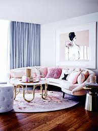 House tour a fantastically fashionable apartment by illustrator.