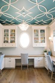 wallpapered office home design. Impressive Wallpaper Ceiling Designs That Steal The Show Wallpapered Office Home Design