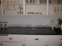 Black N White Kitchens Modern Black And White Kitchen Backsplash Tile Home Design And Decor
