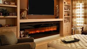 living room ideas with electric fireplace and tv. Pretty Looking Electric Fireplace With Built In Shelves Is An Worth The Money Angie S List Living Room Ideas And Tv