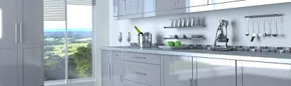 s white glass cabinet doors front