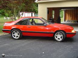 1990 Ford Mustang Specs and Photos | StrongAuto