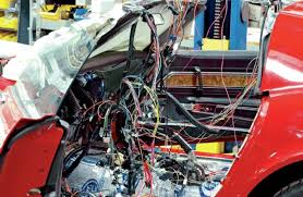 a different way to route engine wiring through the firewall on a chevrolet corvette wiring