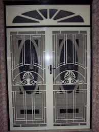 Door Design : How Install Double Security Storm Doors ...