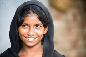 project concern international s efforts to eradicate polio in polio pci uttar pradesh smiling girl photo essay 25836 end of the road for the