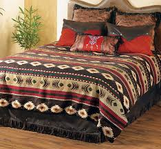 Small Picture american indian bedspread Size Creating Unique Western Home