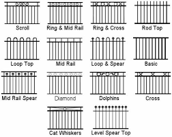 metal fence styles. Fencing Guidelines: Does Your Property Has The Right Fencing? Metal Fence Styles M