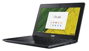 acer chromebook 11 c771 left facing
