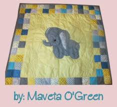 Victoriana Quilt Designs Members Stuffies Baby Quilt Patterns & Stuffies Ellie the Elephant Baby Quilt Adamdwight.com
