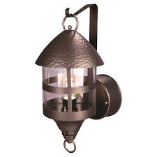 heath zenith 15 75 in h oil rubbed bronze motion activated outdoor wall light