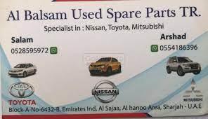 audi used spare parts sharjah
