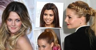 účesy Pro Rozpuštěné Vlasy