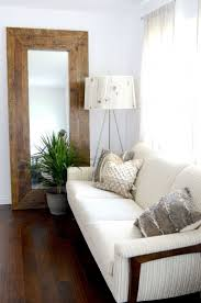 Mirror Living Room The 25 Best Ideas About Leaning Mirror On Pinterest Floor