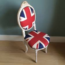 mesmerizing union jack chair 63 union jack furniture for antique style painted union full