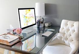 office desk mirror. Simple Desk Mirrored Desk Contemporary Den Library Office Knight Moves Pertaining To  Plan 14 Throughout Mirror