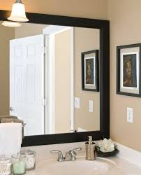wayfair bathroom mirrors with framed bathroom mirrors and home depot framed mirrors