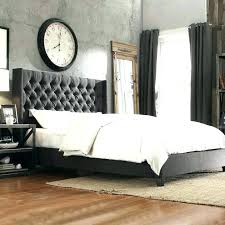 headboard for king size adjustable bed. Delighful King Headboard For King Size Adjustable Bed Ebay Headboards Wing Back  Image Of With Headboard For King Size Adjustable Bed S