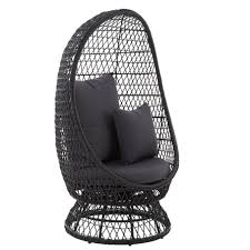 Anya Rattan Effect Egg Chair - B&Q for all your home and garden supplies  and advice on all the latest DIY trends