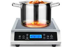 duxtop lcd p961ls professional portable commercial induction cooktop