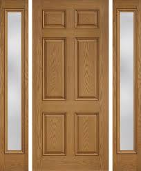 6 Panel Classic Craft Oak Collection Door 2 Sides