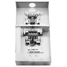 midwest r281cb1 metered ringless service entrance equipment 200 midwest r281cb1 metered ringless service entrance equipment 200 amp 120 240 volt 1 phase nema 3r surface mount