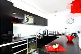 black and red kitchen design. black and red kitchen designs extraordinary decor modern white wall gloss cabinetry with design e
