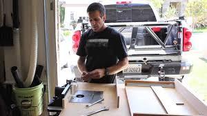 Kitchen Cabinet Drawers Slides Cabinet Drawerslide Out Shelf Build Youtube