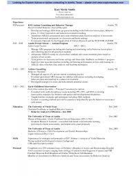 Behavior Analysis Samples Behavior Analyst Resume Samples QwikResume Soaringeaglecasinous 4