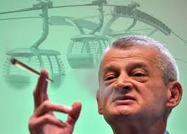 """Sorin Oprescu și-a înregistrat la OSIM expresia """"Mă doare în cur de voi!"""""""