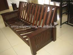 wood frame sofa furniture and solid wood sofa bed futon frame 14