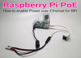 how to enable power over ethernet on raspberry pi raspberry pi power over ethernet