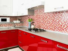 Red Kitchen Floor Vinyl Floor Red Yellow And White Kitchen Floor Red White Kitchen