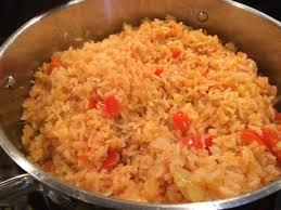 spanish rice. Unique Rice And Spanish Rice E