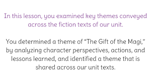 "lesson determine a theme of ""the gift of the magi "" identify a  view resource copy resource id"