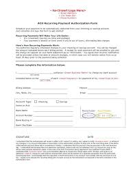 Direct Deposit Authorization Form Enchanting Form Template Sample Direct Deposit Forms Free Documents In