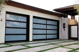 glass panel garage doors door modernday aluminum glass doors extra