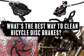 What's the best way to clean <b>disc brakes</b> on a <b>bicycle</b>? | off-road.cc