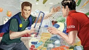 H E B Vs Walmart The Ultimate Food Fight